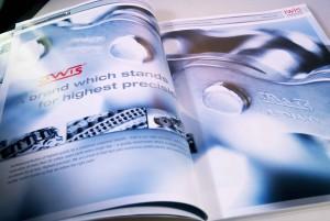 """""""Qualität made in Germany"""" richtig in Szene gesetzt. Dies schafft ein differenzierendes Erscheinungsbild zum Wettbewerb."""
